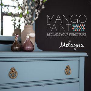 Mango painted in Melayna dresser drawer