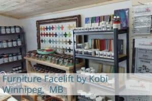 Furnitre Facelift by Kobi