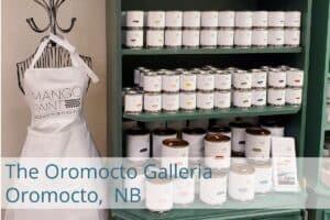 The Oromocto Galleria