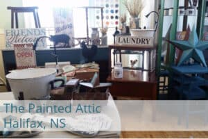 The Painted Attic