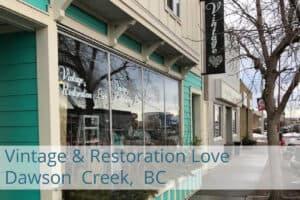 Vintage & Restoration Love