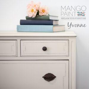 Mango painted in Yvonne high dresser